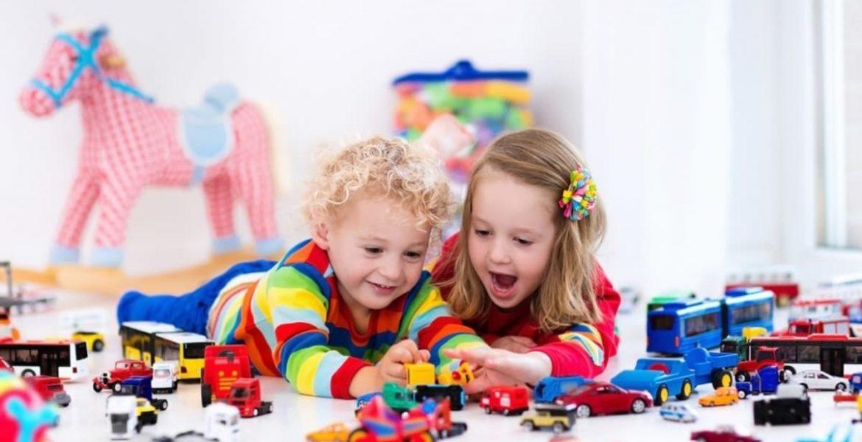 juegos para niños en la casa