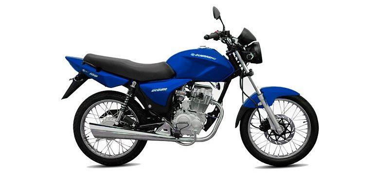 como manejar una moto 110