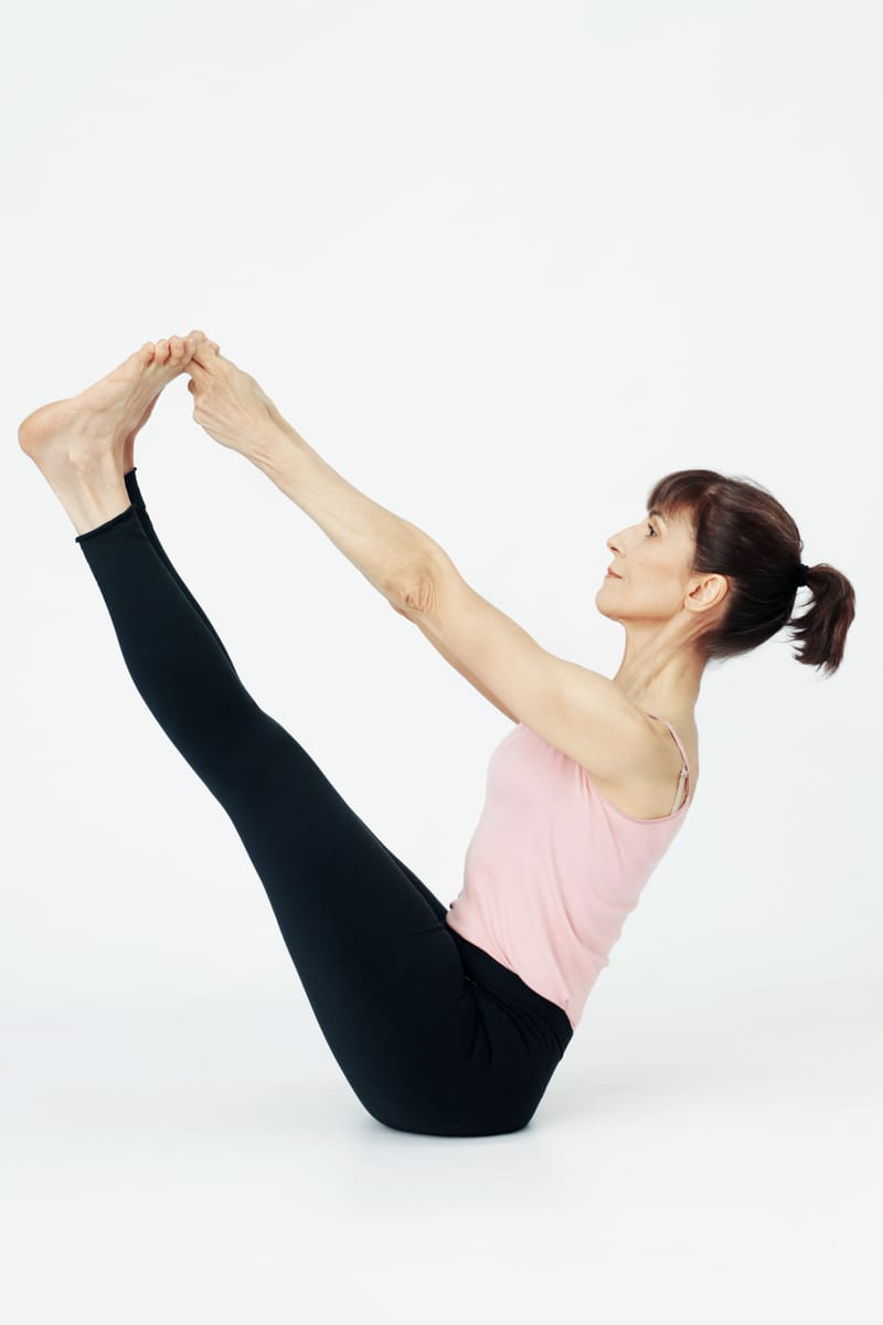 posturas yoga iyengar