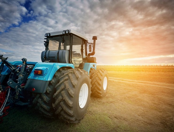 Marcas de tractores