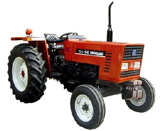 tractores FIAT