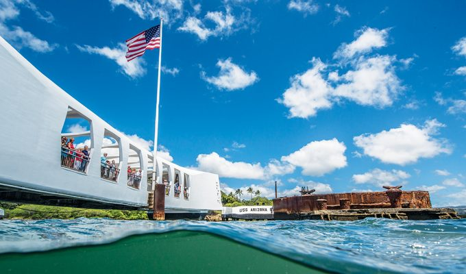 pearl harbor Memorial hawaii