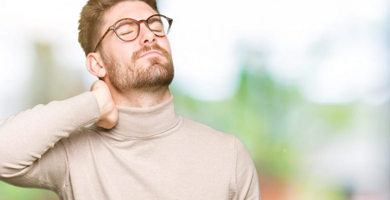cómo descontracturar el cuello