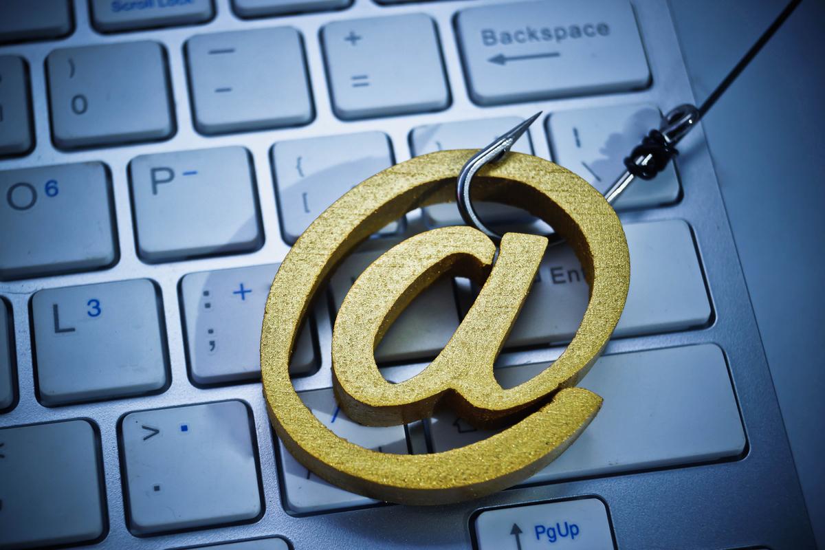 phishing fraude