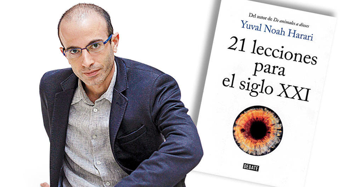 yuval noah best seller