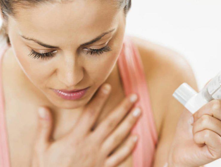 Asma mitos y verdades