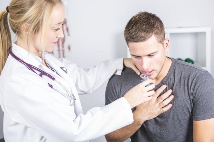 asma control medico