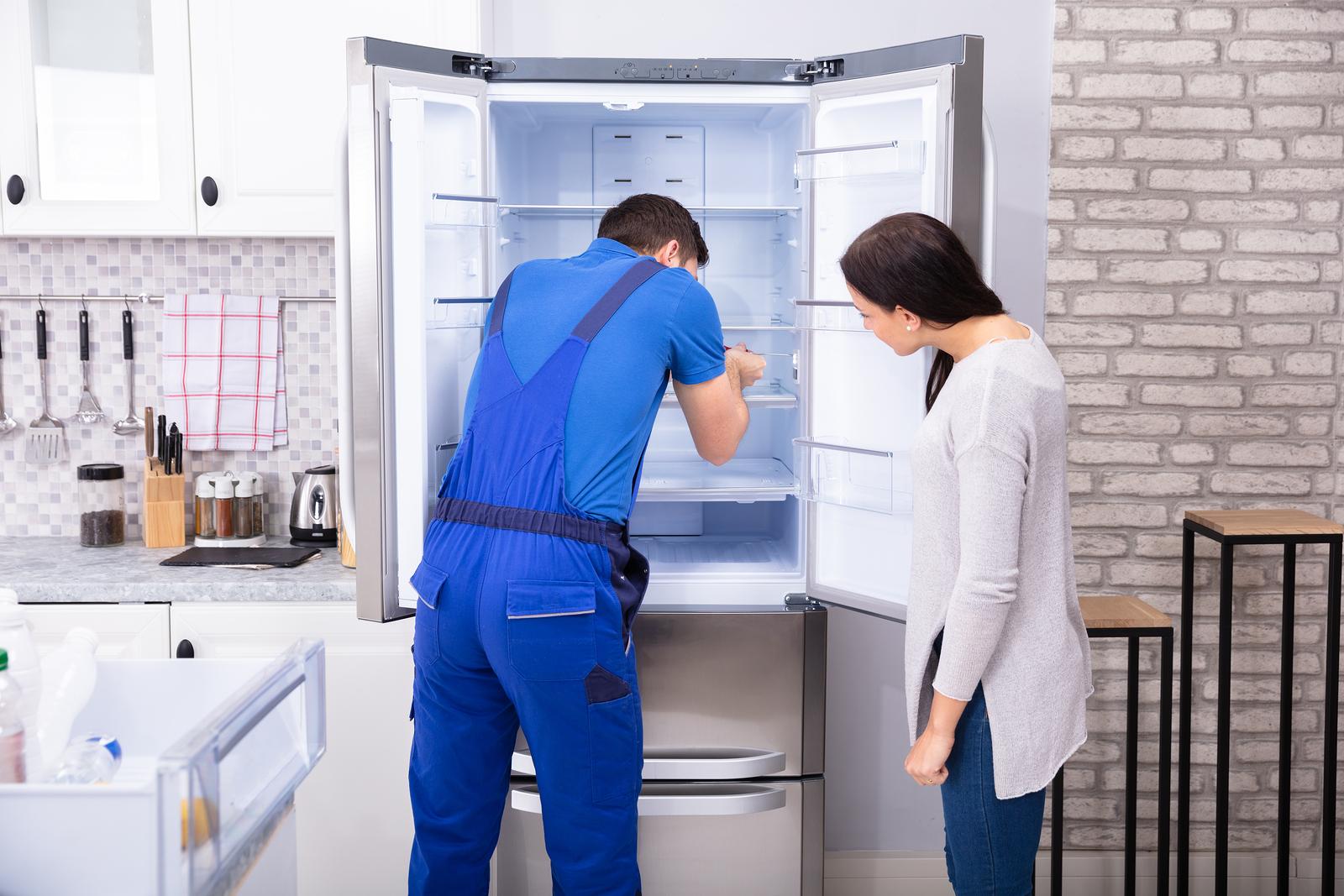 Termostato de heladera no corta
