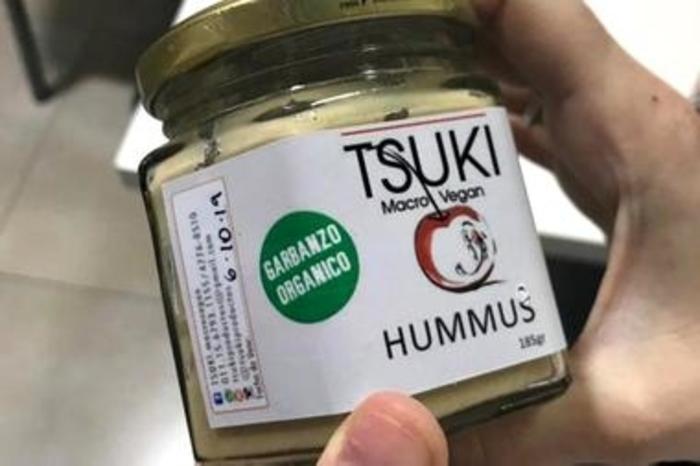 hummus contaminado