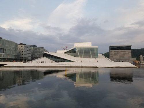 capital de noruega lugares para ver