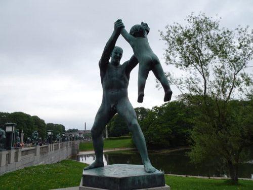 oslo estatuas