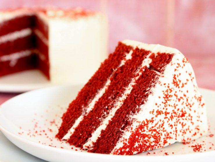 torta velvet roja