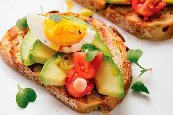 calorias del huevo hervido