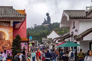 hong kong buda gigante