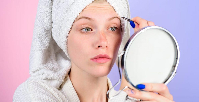 como perfilar cejas