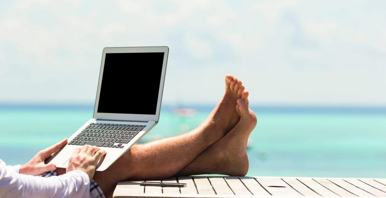 Trabajar en vacaciones