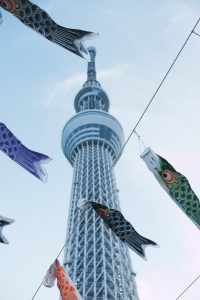 ciudades de japon