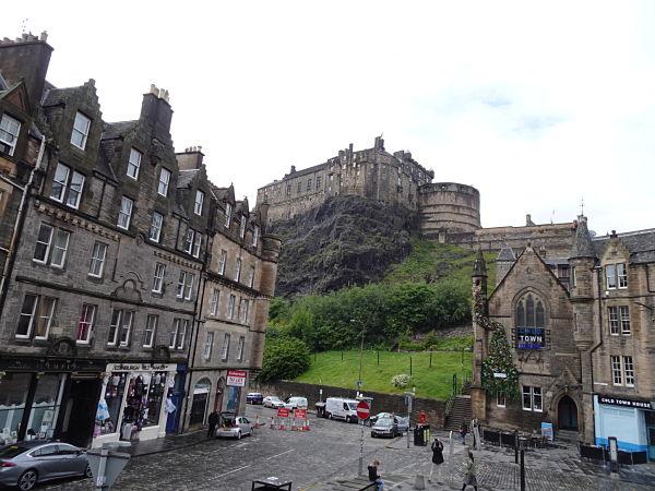 como visitar el Castillo de Edimburgo