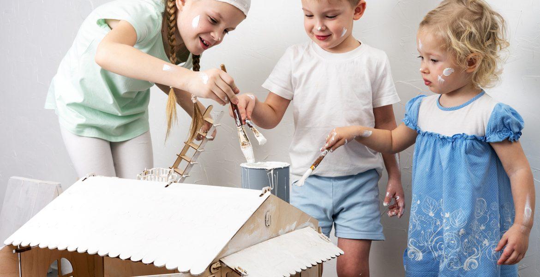 como pintar muebles de pino