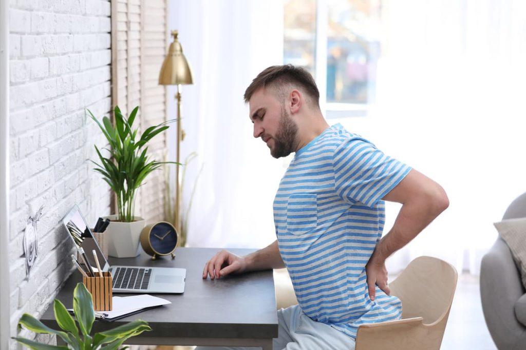 ejercicios para el dolor de espalda y cuello