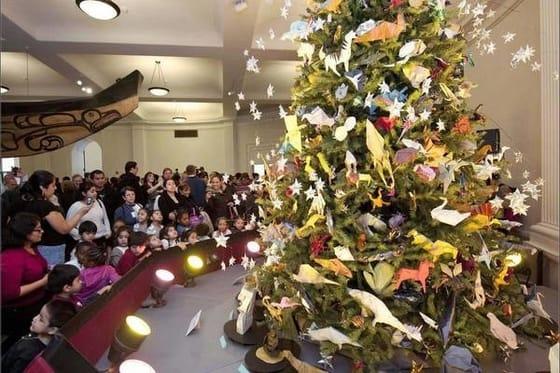 arbol navidad nueva york