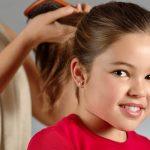 como cuidar el cabello de los niños