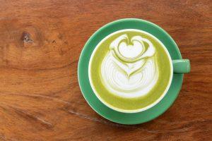 como preparar cafe verde