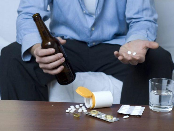 paracetamol y alcohol