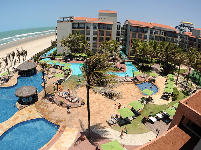hoteles all inclusive norte de brail