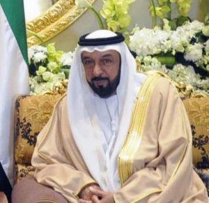 Jalifa bin Zayed Al Nahayan, Emirátos Árabes