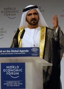 MohaMmed bin Rashid Al Maktum, Dubai