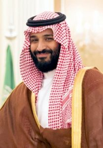 Mohammed bin Salman, príncipe heredero saudita
