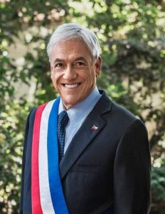 Sebastián Piñera, Chile