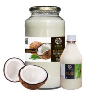 como usar el aceite de coco en el cabello