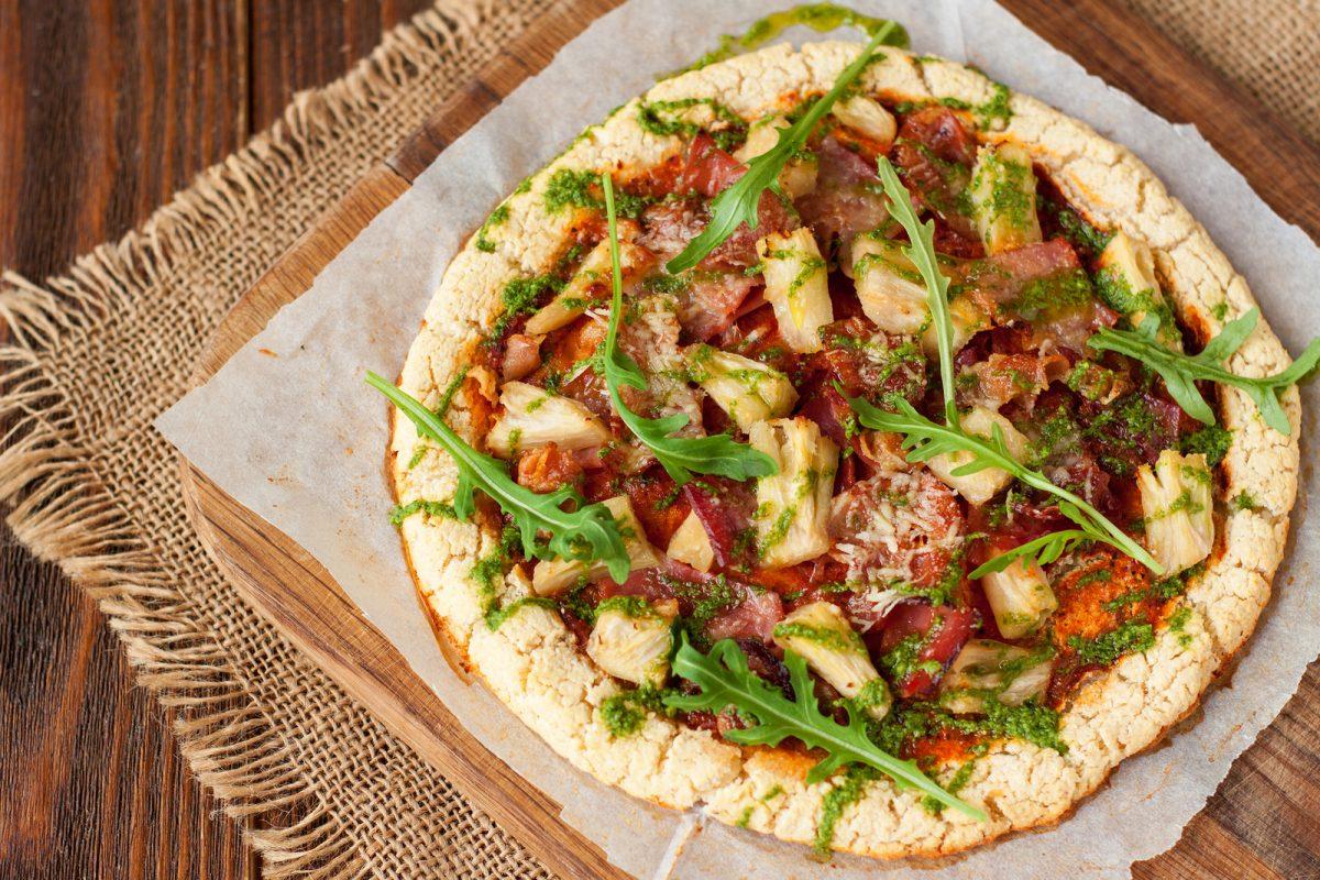 pizzas para celiacos