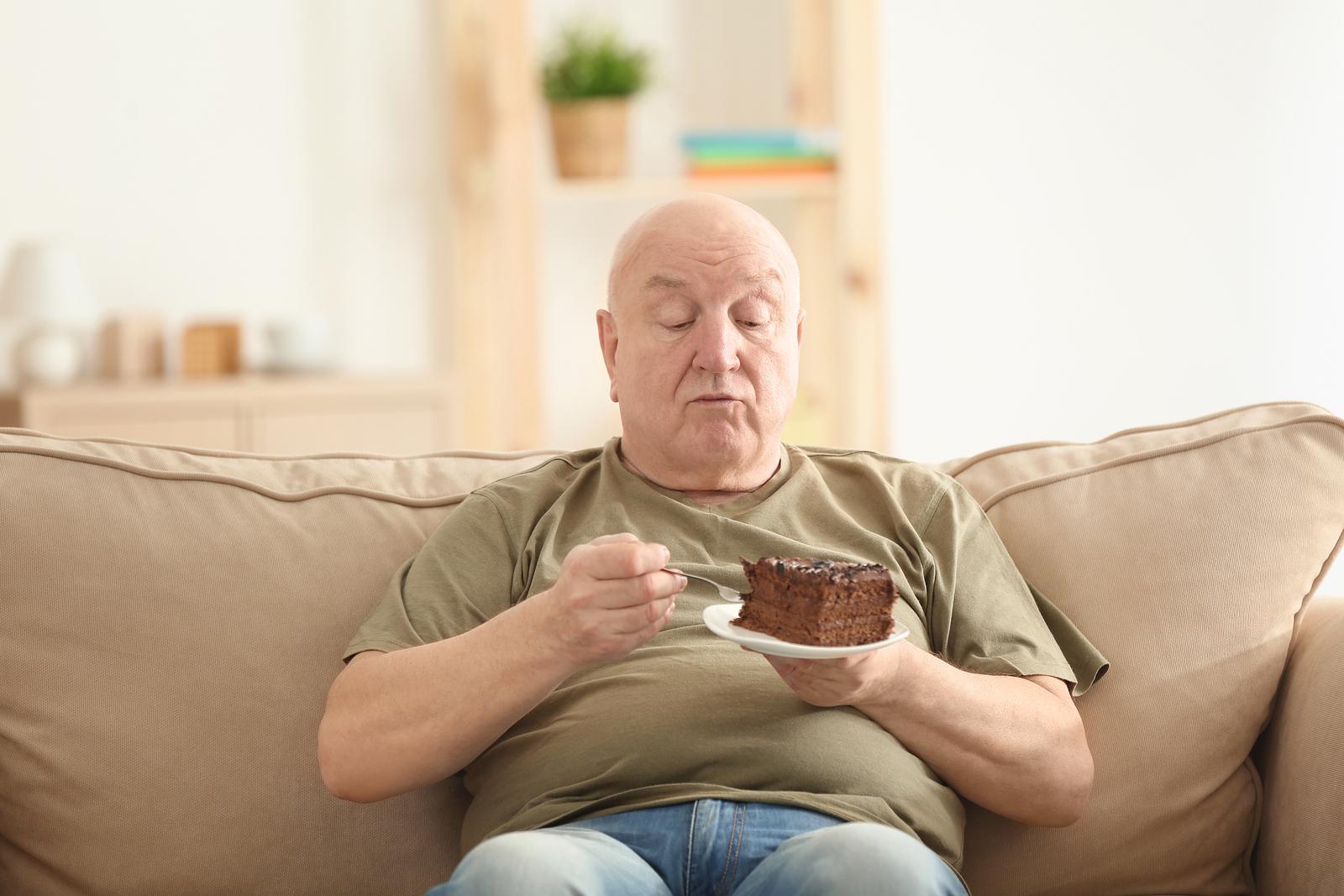 sobrepeso y cuarentena