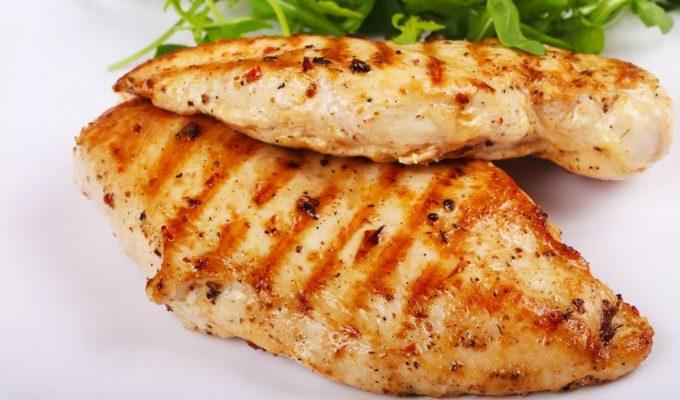2 recetas con pollo