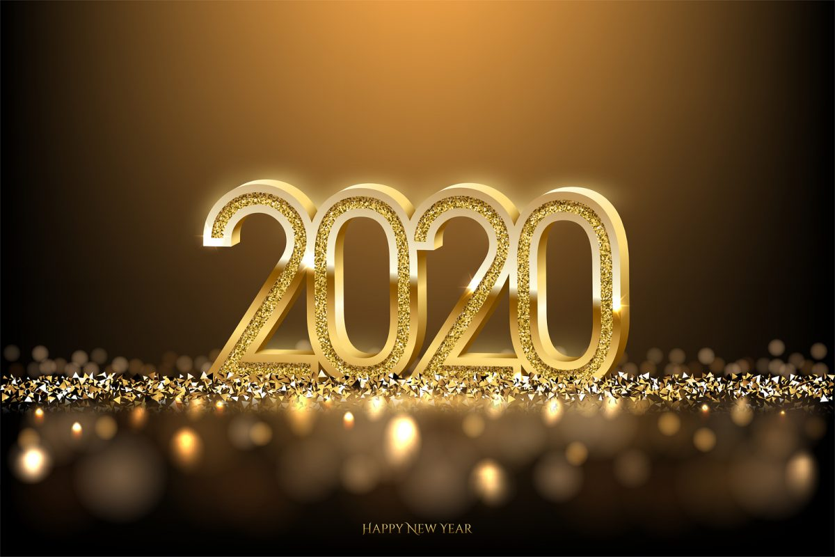 año nuevo 2020