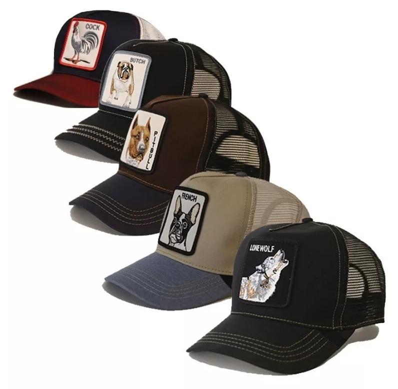 ¿Qué son las gorras trucker?