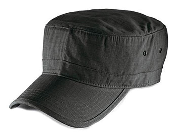¿Cómo se llama la gorra de los militares?