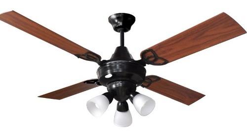 Cómo instalar un ventilador de techo