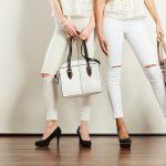 Cómo combinar un pantalón blanco