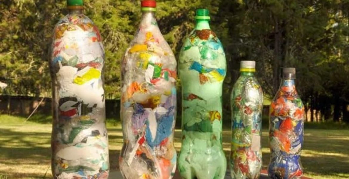 botellas de amor reciclar