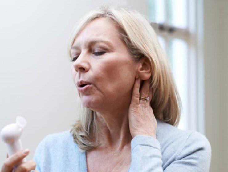 menopausia sintomas y tratamientos