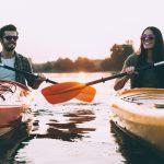 tipos de kayak