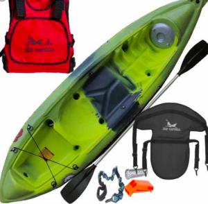 kayak plastico