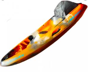 kayak para pesca