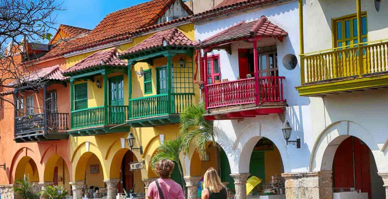 cartagena de indias colombia playa