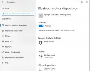conectar parlante bluetooth a pc