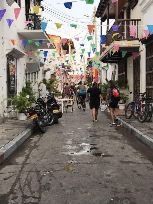 barrio de getsemani